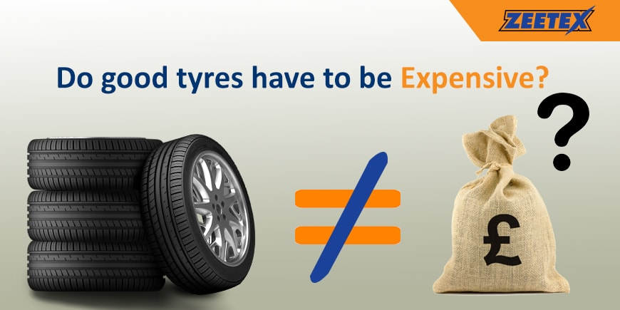 Do good tyres have to be expensive?