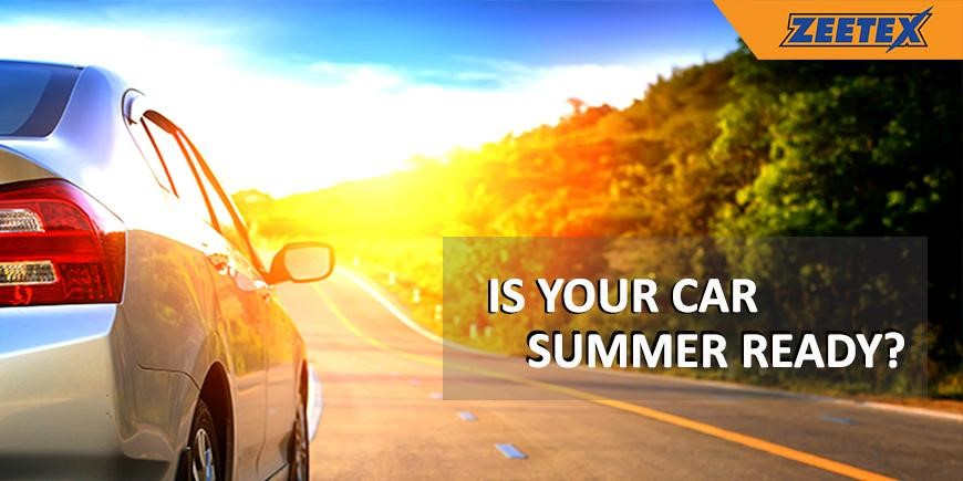 Is Your Car Ready for the Summer?