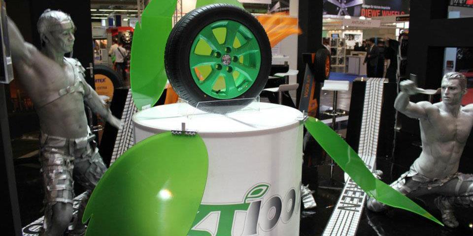 ZEETEX Showcased ZT1000 in Reifen